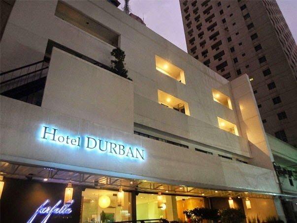 Durban ホテル