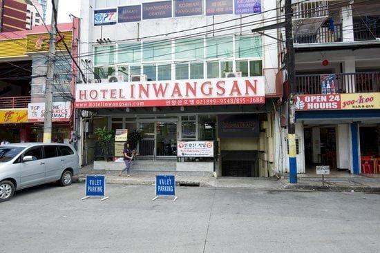 インワンサン ホテル