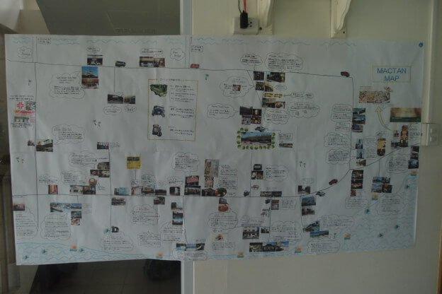 ファーストイングリッシュアカデミーの地図