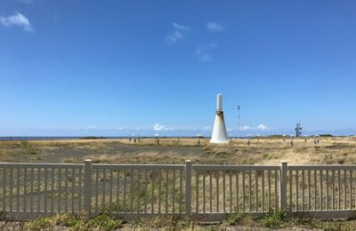 ハナウマ湾トレイルの秘密基地