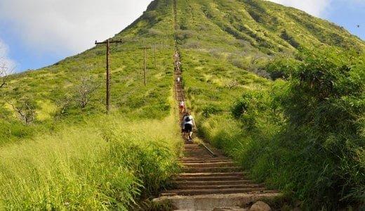 ハワイのココヘッド(山)というパワースポットをハイキング。そして奇妙な事件が。