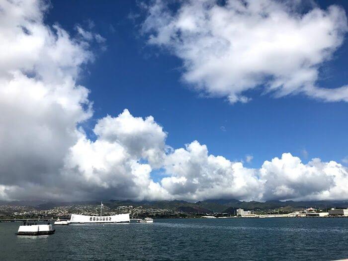 パールハーバー(真珠湾)観光